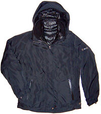 NILS NEW Ski Snow 3 in 1 JACKET Parka DOWN 8 BLACK