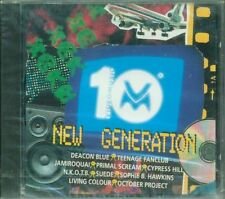 Mtv New Generation - Suede/Primal Scream/Jamiroquai/Teenage Fanclub Cd Sigillato