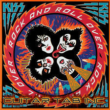 Kiss Guitar Tab ROCK AND ROLL OVER Lessons on Disc