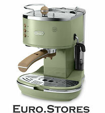 Delonghi Icona Vintage ECOV 311.GR Espresso Coffee Machine Green Genuine NEW