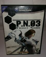 PN03 P.N.03 Product Number GameCube game (Nintendo Gamecube)