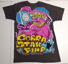 Cobra Starship Young N' Rich T-shirt American dance-pop band 2003 Adult Medium