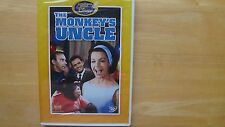 Disney's THE MONKEY'S UNCLE 2011 DVD Exclusive Release New Sealed
