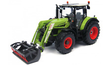 UNIVERSAL HOBBIES 4299 1/32 SCALE CLAAS ARION 530 WITH FRONT LOADER