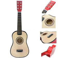 "23"" Guitar Mini Guitar Basswood Kid's Musical Toy Acoustic A8P7"