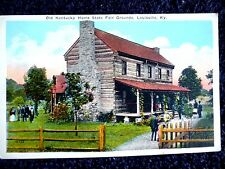 1920's Old Kentucky Home, State Fair Grounds in Louisville, KY Kentucky PC