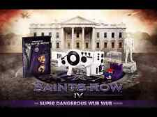 Saints Row IV Super Dangerous Wub Wub Edition (PC-DVD) Brand new sealed