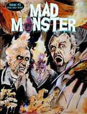 MAD MONSTER MAGAZINE #3 Exorcist III NIGHTMARE ON ELM ST Basket Case V. PRICE