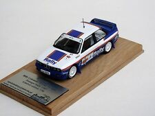 Billy Coleman Donegal Rally 1987 BMW M3 E30 Irish rally code3 model 1:43