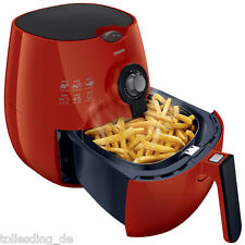 Philips Viva Air Fryer + Rapid Air Technology Low Fat Fryer HD9220 Multicooker