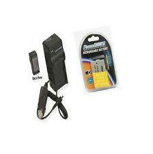 BP110 Battery + Charger for Canon HFR20 HFR21 HF R26 R28