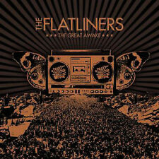 The Great Awake by The Flatliners (Canada) (CD, Sep-2007, Fat Wreck Chords)