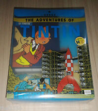 Herge' THE ADVENTURES OF TINTIN R3 DVD SPECIAL BOX SET THAILAND Comics Book