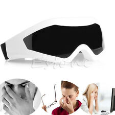 Electric Eye Care Massager Magnet Therapy Vibration Relax Alleviate Acupressure