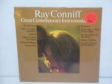 SEALED RAY CONNIFF GREAT CONTEMPORARY INSTRUMENTAL HITS LP COLUMBIA RECORDS