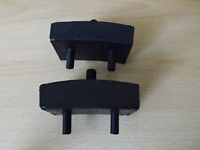 MORRIS MINOR ENGINE MOUNTING RUBBER X 2 part no AHA5484