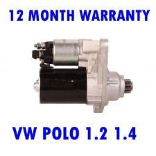 VW POLO 1.2 1.4 2001 2002 2003 2004 2005 2006 2007 - 2015 RMFD STARTER MOTOR