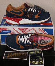 NEW AUTHENTIC NEW BALANCE  x SNEAKER POLITICS ML999SP 'CASE 999'  US 9