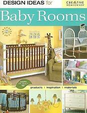 Home Decorating: Design Ideas for Baby Rooms by Susan Boyle Hillstrom (2009, Pa…