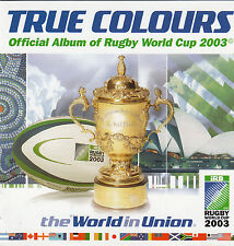 Rugby World Cup-2003-True Colours-Official Album- Soundtrack-20 Track-CD