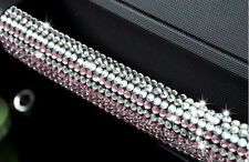 DIY 900x4mm Phone PC Car Decor Bling Self Adhesive Crystal Rhinestones Stickers