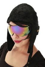 SteamPunk Cosplay Anime Motoko Style Rainbow Goggles Ghost In The Shell, UNWORN