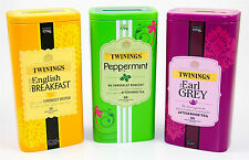 Twinings Trio Gift Pack Earl Grey,English Breakfast,Peppermint Tea use end 02/17