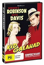 Kid Galahad  1937 = EDWARD G ROBINSON = PAL 4 = SEALED