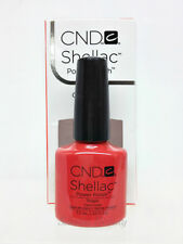 Gel Nail Polish CND 0.25oz/15ml- Shellac- Series 1 Choose any Color