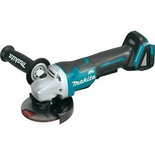 "Makita XAG06Z 18V Brushless 4-1/2"" Right Angle Grinder LXT Cut-Off Paddle Switch"