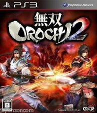 Used PS3 Musou Orochi 2 SONY PLAYSTATION 3 JAPAN JAPANESE JAPONAIS IMPORT