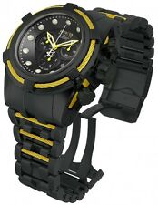 Invicta Reserve Bolt Zeus pittsburgh steelers colors Swiss Chronograph Watch