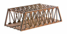 N-BR005 Twin Track Long Girder Rail Bridge N Gauge Model Laser Cut Kit