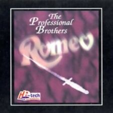 ROMEO - PROFESSIONAL BROTHERS - NEW REMIX CD SONGS - FREE UK POST