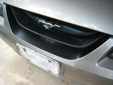 99-04 Mustang [FGBx] Front Grille Blackout Panel DECAL - GT/V6 -Perfectly Cut!