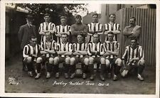 Soccer / Football. Reading Football Team 1912-13 by Collier, Reading.