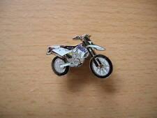 Pin Anstecker BMW G450X / G 450 X weiß/blau Baujahr 2008 Motorrad Art. 1075