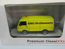 PREMIUM CLASSIXXS GERMAN TOP QUALITY MODELS /VW LT28 KASTENWAGEN IN YELLOW