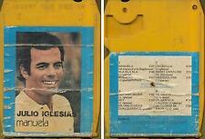 JULIO IGLESIAS CARTOUCHE BELGIQUE MANUELA