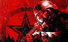 POSTER METRO 2033 REDUX 2034 LAST NIGHT ARTYOM MOSCA HORROR VIDEOGAME PC PS4 #5