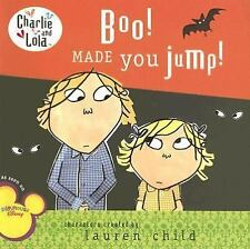 Boo! Made You Jump! (Charlie and Lola), Lauren Child, Good Book