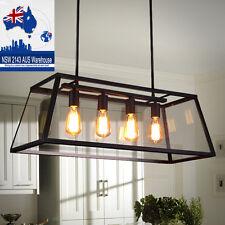 Modern Ceiling Lights Large Chandelier Lighting Kitchen Lamp Glass Pendant Light
