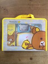 Rilakkuma Stationary Set [Rulers, bag, pencil case, pencil, erasers, ect]