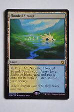 Mtg Magic the Gathering Khans of Tarkir Flooded Strand FOIL