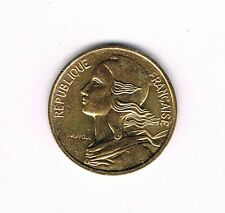 FRANCE - G175 - 5 CENTIMES MARIANNE LAGRIFFOUL 1989 SUP ref 17.20