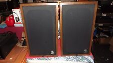 VINTAGE RTR SERIES III MODEL 2 HOME AUDIO SPEAKERS - NICE BUT PLEASE READ!!!