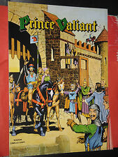 PRINCE VALIANT- N°9 - THE DAYS OF KING ARTHUR-CONTI-1946/1947 :HAROLD FOSTER-HAL