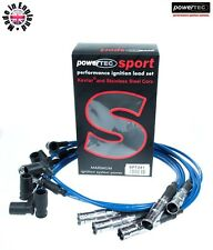PowerTEC Sport 8mm Ignition Lead Cable Wires Mercedes E G S SL 260 300 M103 M104
