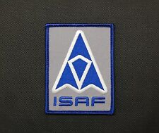 Ace Combat Independent State Allied Forces ISAF Air Force Patch Hook