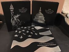 2005, 2006, & 2008 American Legacy US Mint Proof sets New. Coins Never Opened